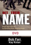 Get Their Name (Dvd, Videos For Worship And Small Groups) DVD
