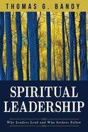 Spiritual Leadership Paperback
