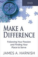 Make a Difference Following Your Passion and Finding Your Place to Serve (Dvd) DVD
