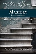 Mastery: Daily Devotions For a Year:364 Daily Devotions Paperback