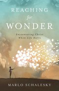 Reaching For Wonder: Encountering Christ When Life Hurts Paperback