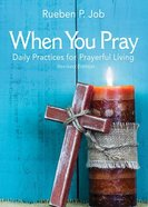 When You Pray: Daily Practices For Prayerful Living Vinyl