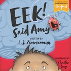 Eek! Said Amy Paperback