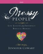 Messy People Women's Bible Study: Life Lessons From Imperfect Biblical Heroes (Dvd) DVD