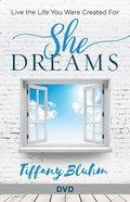 She Dreams: Live the Life You Were Created For (Dvd) DVD