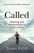 Called: Hearing and Responding to God's Voice Paperback