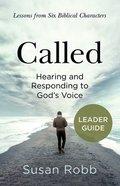 Called Leader Guide eBook