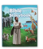 Bible Basics Storybook: Building a Faith Foundation Hardback