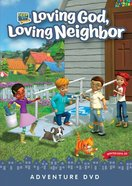 Deep Blue Connects : Loving God, Loving Neighbour (Ages 3-10) (Adventure DVD Winter 2019-2020) (One Room Sunday School Series) DVD