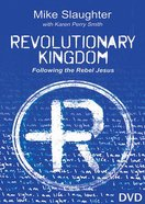 Revolutionary Kingdom: Following the Rebel Jesus (Dvd) DVD