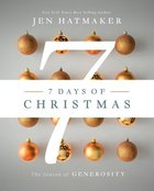 7 Days of Christmas Hardback