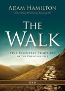 The Walk: Five Essential Practices of the Christian Life (Dvd) DVD