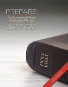 Prepare! 2020-2021 Ceb Edition: An Ecumenical Music & Worship Planner Spiral