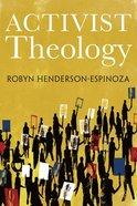 Activist Theology eBook