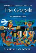 Fortress Introduction to the Gospels eBook