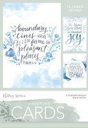 Boxed Cards Blank: Pleasant Places, 15 Cards and Envelopes, 3 Designs Box