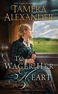 To Wager Her Heart (Unabridged, 12 CDS) (#03 in Belle Meade Plantation Audio Series) CD