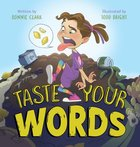Taste Your Words Hardback