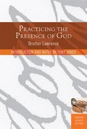 Practicing the Presence of God Paperback