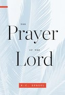 The Prayer of the Lord Paperback