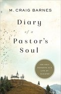 Diary of a Pastor's Soul eBook