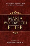 Maria Woodworth Etter Collection eBook