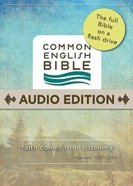 Ceb Audio Bible on (Flash Drive) Usb Flash Memory