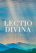 Ceb Lectio Divina Prayer Bible Hardback
