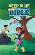 Ceb Deep Blue Kids Bible Wilderness Trail Hardback