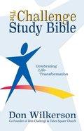 CEV Challenge Study Bible Hardback
