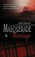 Masquerade Marriage Paperback