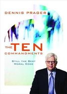 Dennis Prager's the Ten Commandments: Still the Best Moral Code DVD