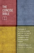 The Concise Bible eBook