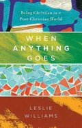 When Anything Goes Paperback