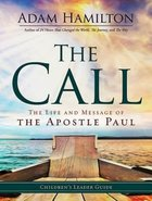 The Call (Children's Leader Guide) Paperback