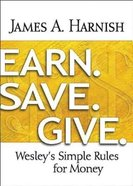 Earn. Save. Give. Paperback