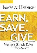 Earn. Save. Give. (Dvd) DVD