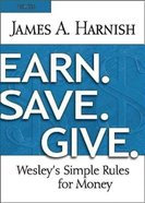Earn. Save. Give. (Youth Study Book) Paperback