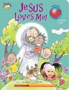 Jesus Loves Me! (My Bible Sing Along Book Series) Board Book