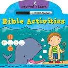 Bible Activities: Wipe-Clean Activity Book Board Book