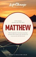 Matthew (Lifechange Study Series) eBook