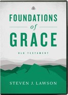 Foundations of Grace: Old Testament (14 Messages, 23 Minutes Each) (Dvd) DVD