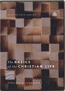 The Basics of the Christian Life (Dvd, Twelve 23-minute Messages On 2 Dvds) DVD
