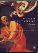 The New Testment Canon (Dvd Six 23-minute Messages) DVD