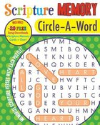 Scripture Memory Circle-A-Word Paperback