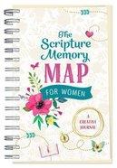 Journal: Scripture Memory Map For Women: A Creative Journal