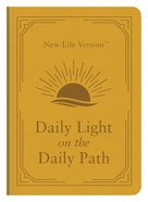 Daily Light on the Daily Path (New Life Version) Imitation Leather