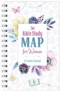 Journal: Bible Study Map For Women, the - a Creative Journal Spiral
