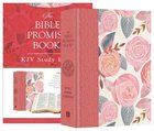 KJV Bible Promise Book Devotional Study Bible Rose Garden (Red Letter Edition) Hardback