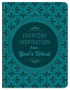 Everyday Inspiration From God's Word: Daily Encouragement For Women Imitation Leather